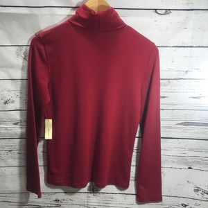 NWT Size Small St Johns Bay Turtleneck